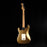 Used '14 Fender FSR Limited Edition Mystic Aztec Gold Stratocaster With OHSC
