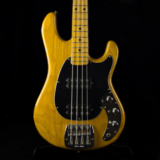 Vintage 1979 MusicMan Sabre Bass Guitar Natural Finish HSC