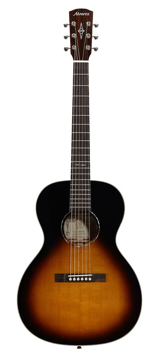 Alvarez Delta 00TSB Jazz & Blues Series Acoustic Guitar