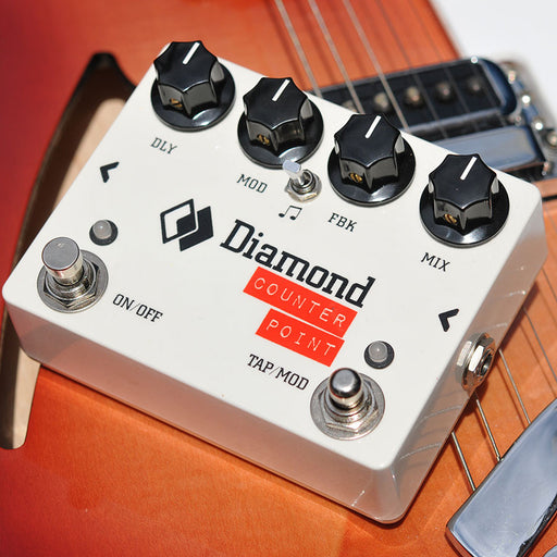 Diamond Pedals Counter Point CPT1 Delay Guitar Effect Pedal