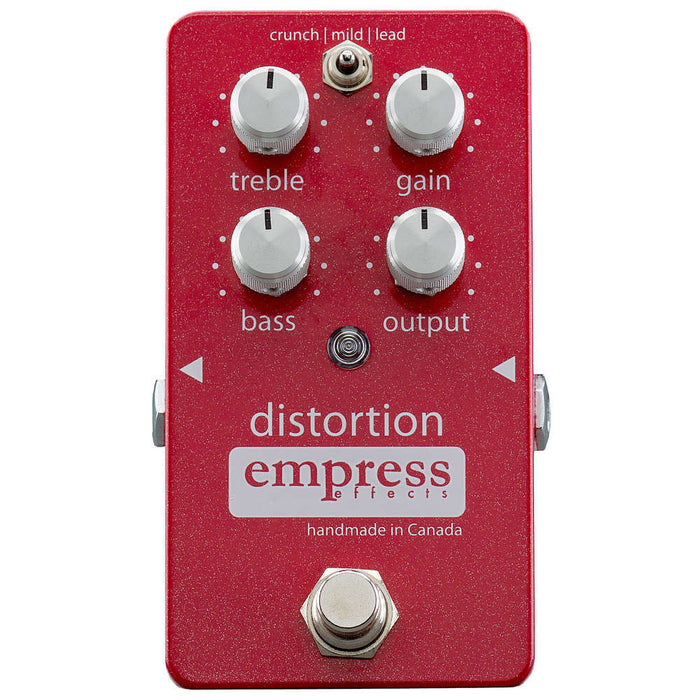 Empress Effects Distortion Guitar Effect Pedal
