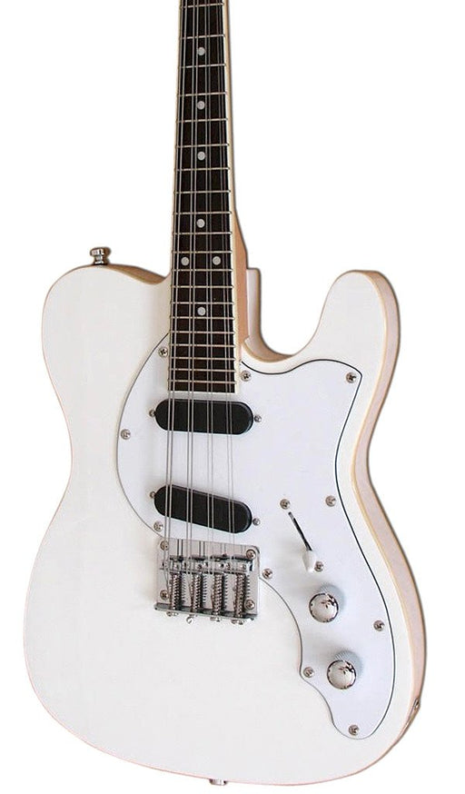 Eastwood Mandocaster Limited Edition White With Gig Bag