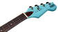 Eastwood Warren Ellis Signature 4 String Tenor Guitar - Sonic Blue