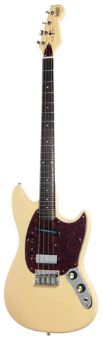 Eastwood Warren Ellis Tenor Baritone 2P - Vintage Cream