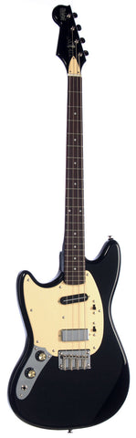 Eastwood Warren Ellis Tenor Baritone 2P Left Handed - Black