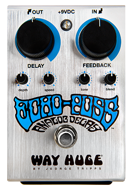 Way Huge WHE702S Echo-Puss Delay Pedal