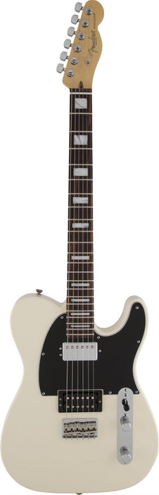 Fender Limited Edition American Standard Telecaster HH 10 for 15 Olympic White