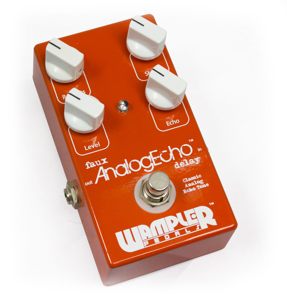 Wampler Faux AnalogEcho Delay Pedal