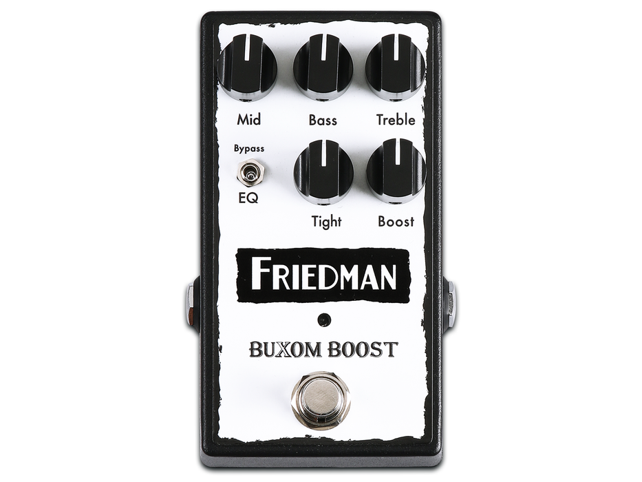 Friedman Buxom Boost Guitar Effect Pedal