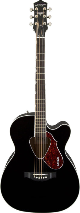 Gretsch G5013CE Rancher Jr. Cutaway Acoustic Electric Fishman Pickup System Black