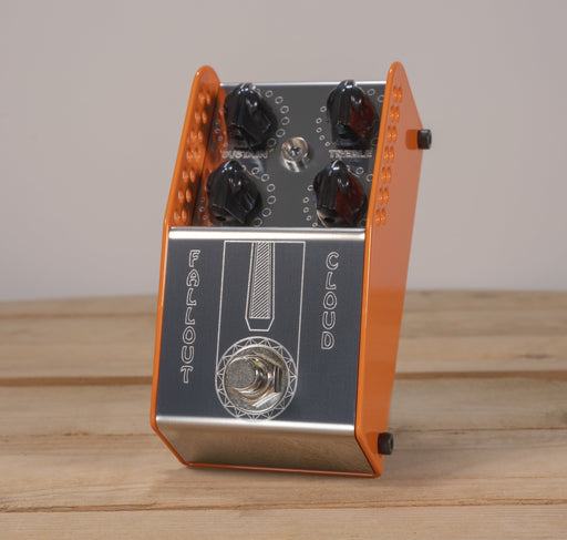 Thorpy FX Fallout Cloud Fuzz Boost Guitar Pedal