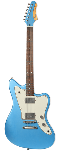 Fano JM6 Standard Ice Blue Humbucker With Gig Bag