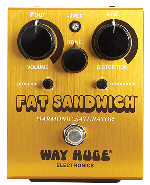 Way Huge WHE301 Fat Sandwich Distortion Pedal