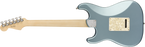 Fender American Elite Stratocaster Maple Fingerboard - Satin Ice Blue Metallic With Case