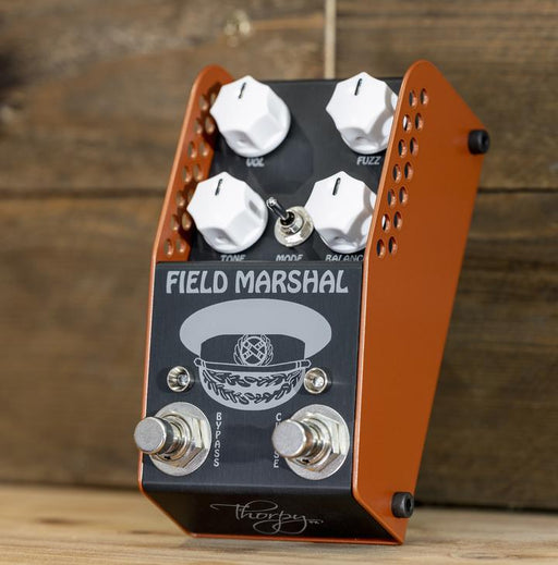 Thorpy FX The Field Marshall Fuzz Guitar Effect Pedal ThorpyFX PRE ORDER