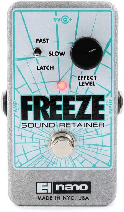 Electro-Harmonix Freeze Sound Retainer Pedal