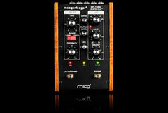 Moog Moogerfooger MF-108M Cluster Flux Chorus/Flanger/Modulation Midi Synth Pedal