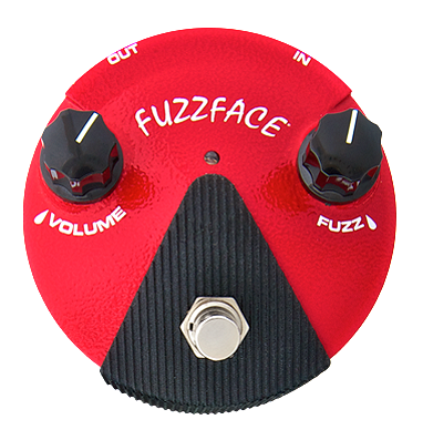 Dunlop MXR FFM2 Germanium Fuzz Face Mini Fuzz Guitar Pedal
