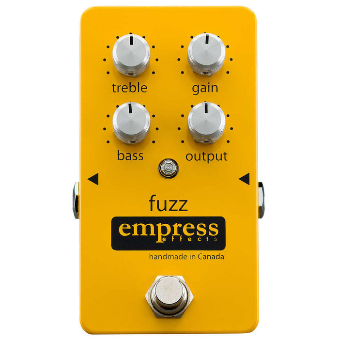 Empress Effects Fuzz Guitar Effect Pedal