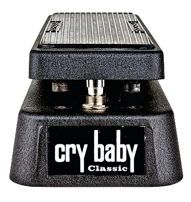 Dunlop Crybaby Classic GCB95F Fasel Wah Wah Guitar Pedal