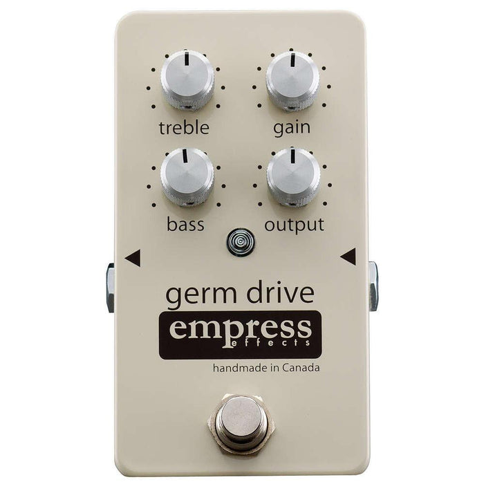 Empress Effects Germ Drive Guitar Effect Pedal