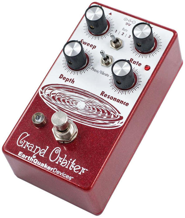 Earthquaker Devices Grand Orbiter V3 Phaser Pedal