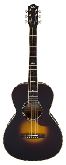 Gretsch Guitars G9531 Double-0 Grand Concert Style 3 Acoustic Guitar Appalachia Cloudburst