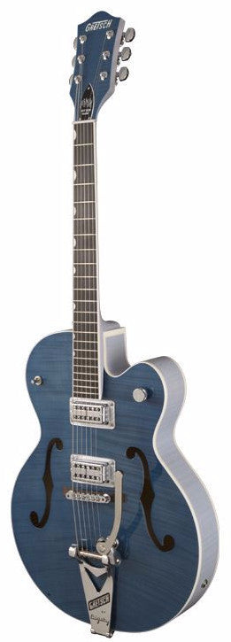 Gretsch G6120SH Brian Setzer Hot Rod Harbor Blue 2 Tone