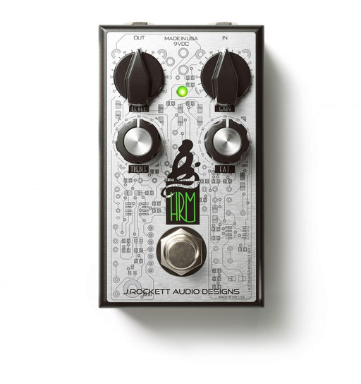 J Rockett Audio Designs Hot Rubber Monkey Overdrive Guitar Effect Pedal