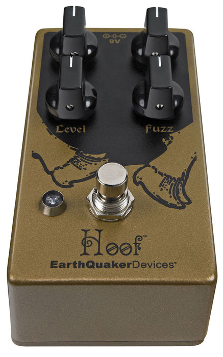 Earthquaker Devices Hoof Fuzz Pedal V2