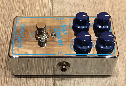 Used Visual Sounds H2O Chorus/Delay Guitar Effect Pedal