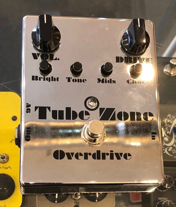Used MI Audio Tube Zone Overdrive Guitar Effect Pedal
