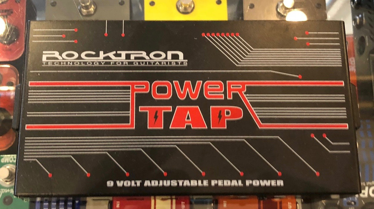 Used Rocktron Power Tap Power Supply