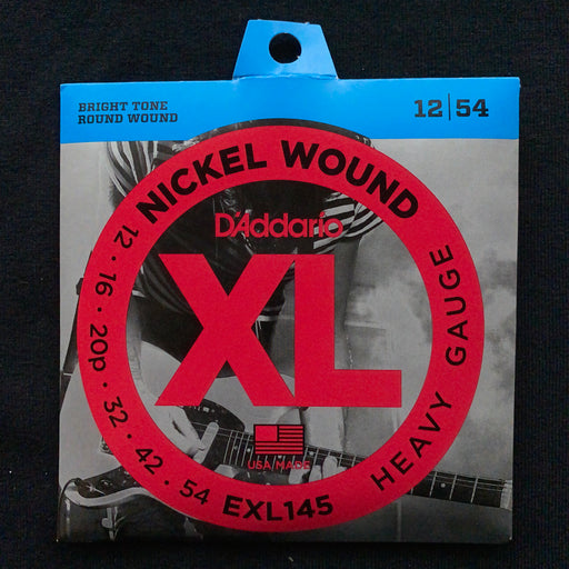 D'Addario EXL145 Set Electric Guitar XL Heavy Strings