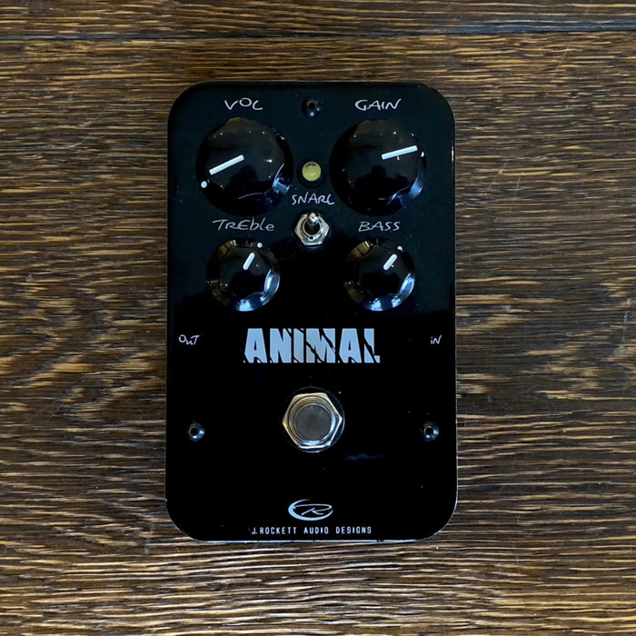 Used J. Rockett Animal OD Overdrive Pedal