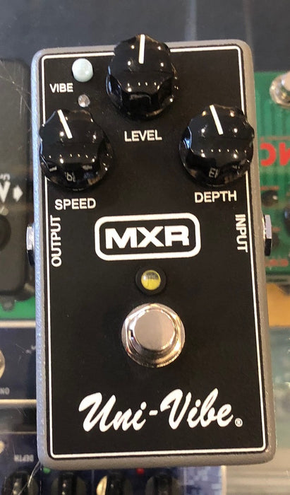 Used MXR Uni Vibe Guitar Effect Pedal