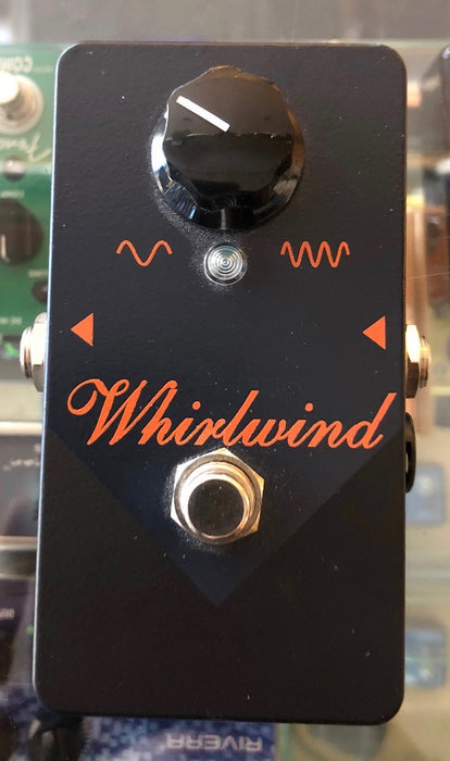 Used Whirlwind FXORNP Orange Box Phaser Guitar Effect Pedal