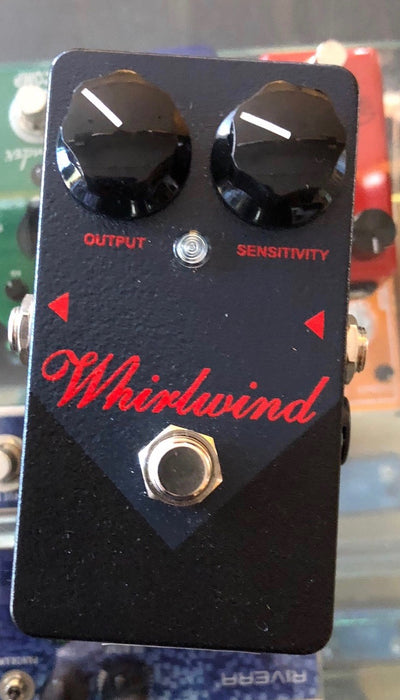 Used Whirlwind FXREDP Red Box Compressor Guitar Effect Pedal