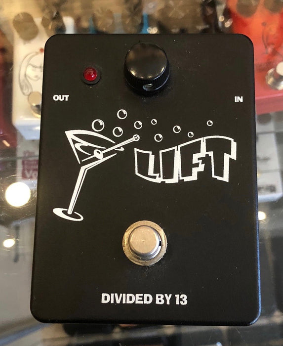 Used Divided by 13 The Lift Guitar Effect Pedal