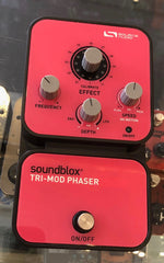 Used Source Audio Soundblox Tri-Mod Phaser Guitar Effect Pedal