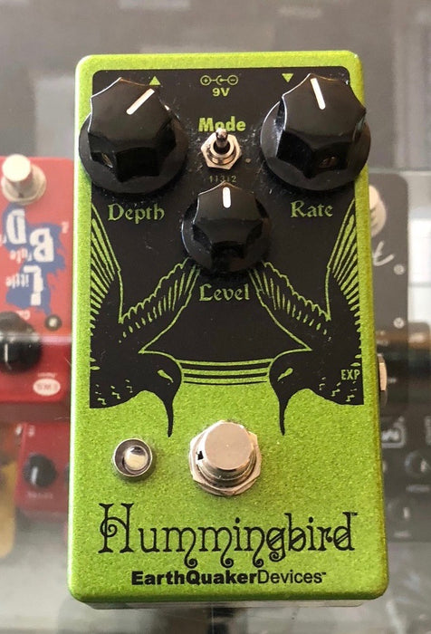 Used Earthquaker Devices Hummingbird Repeat Percussion Tremolo Guitar Effect Pedal