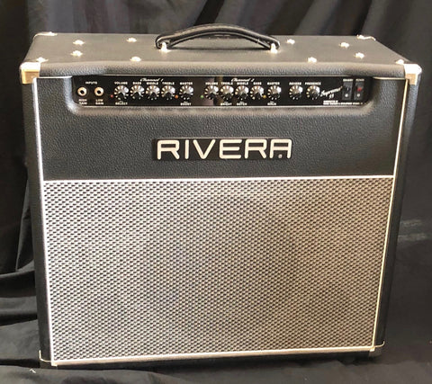 Used Rivera Suprema 55 EL34 Tube Combo Amplifier 1x15 Combo