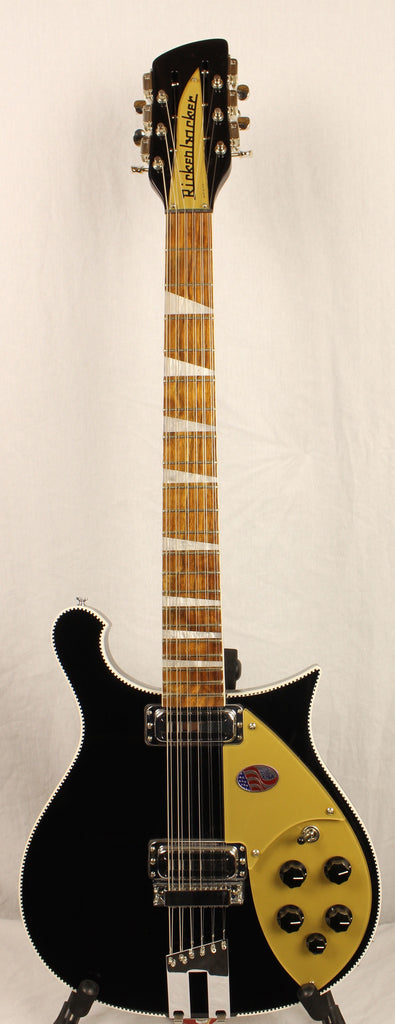 Rickenbacker 660/12 Twelve String Jetglow Guitar With OHSC