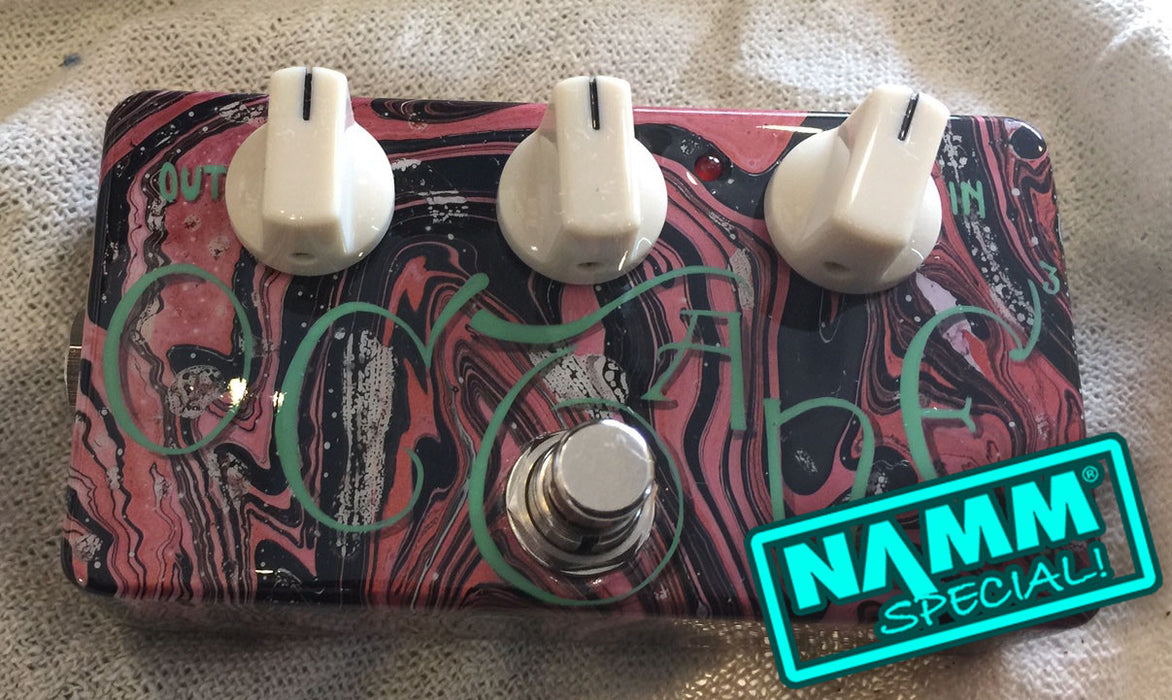 Zvex USA Made Handpainted Octane 3 Guitar Pedal NAMM SPECIAL!!!