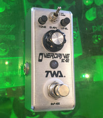 TWA SC-02 Overdrive Guitar Effect Pedal Discontinued Finish!!