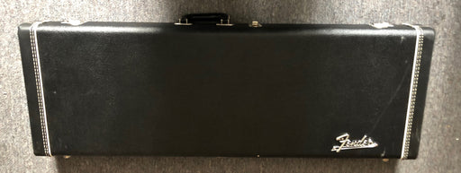 Fender Deluxe Stratocaster Telecaster Case Black Tolex w/ Gold Interior USA Made G&G Case