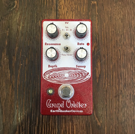 Used Earthquaker Devices Grand Orbiter Phaser Guitar Effect Pedal
