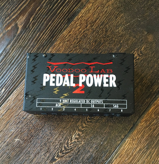 Used Voodoo Lab Pedal Power 2 Power Supply