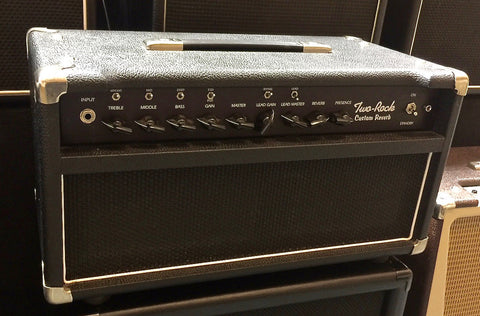 Used Two Rock Custom Reverb Tube Guitar Amplifier Head