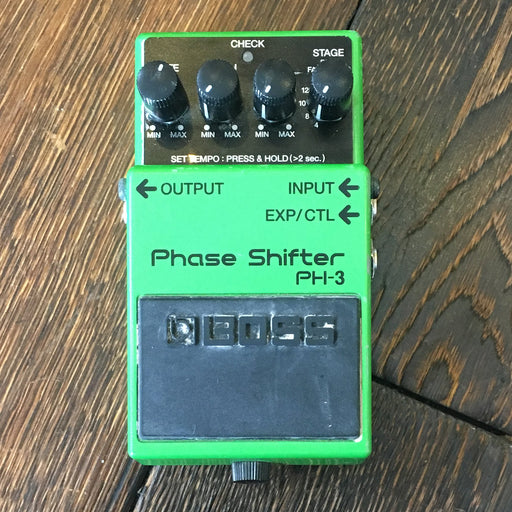 Used Boss PH-2 Phase Shifter Effect Pedal